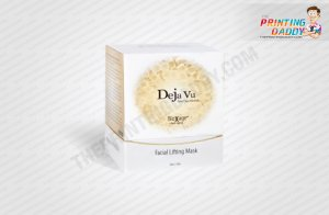 Anti-aging Mask Packaging Boxes The Printing Daddy