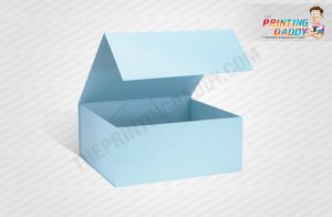 Blue Illustration Magnetic Craft Box The Printing Daddy