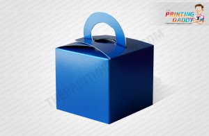 Blue Medical Box with Insert The Printing Daddy