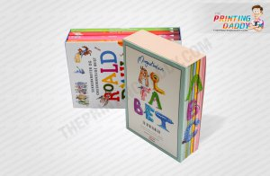 Book Packaging Boxes Folders The Printing Daddy