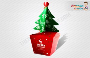 Castle Shaped Display Box The Printing Daddy