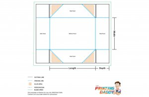 Collapsible 4 Corner Tray & Lid The Printing Daddy