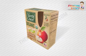 Custom Nutrition Packaging Boxes The Printing Daddy