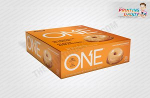 Custom Printed Donut Boxes The Printing Daddy