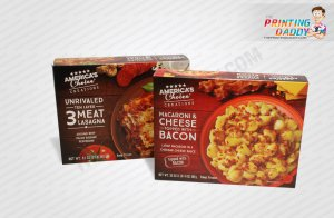 Frozen Food Packaging Boxes The Printing Daddy