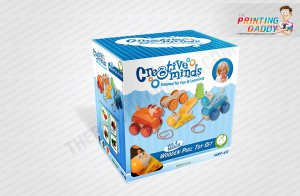 Kids Product Packaging Boxes The Printing Daddy
