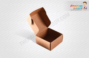 Light Blue Magnetic Hair Box The Printing Daddy