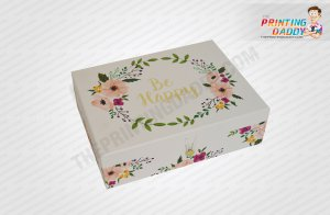 Petal Top Boxes The Printing Daddy