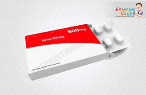 Pill Packaging Boxes The Printing Daddy