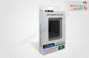 Portable Power Bank Packaging Boxes The Printing Daddy