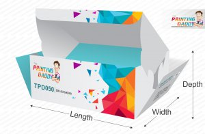 Side Lock Cake Box The Printing Daddy