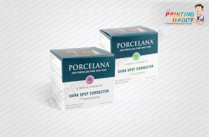 Skin Corrector Cream Packaging Boxes The Printing Daddy
