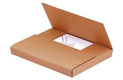Book Style Box with Insert The Printing Daddy
