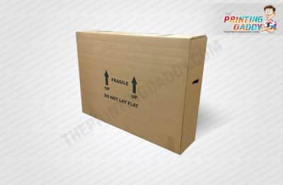 Auto LED Corrugated Packaging Boxes The Printing Daddy