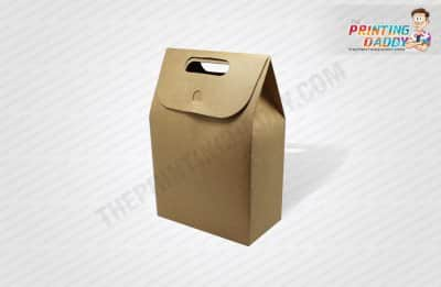 Box Bottom Kraft Bags The Printing Daddy