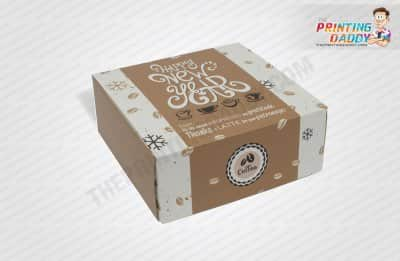 Coffee Packaging Box The Printing Daddy