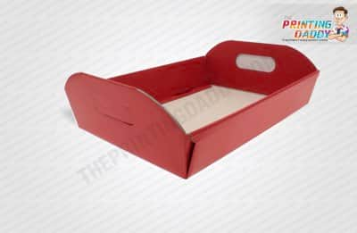 Custom Cardboard Tray & Sleeve The Printing Daddy
