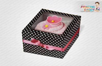 Custom Cupcake Box The Printing Daddy