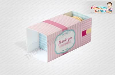 Custom Macaron Boxes The Printing Daddy
