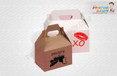 Custom Printed Food & Takeaway Boxes The Printing Daddy