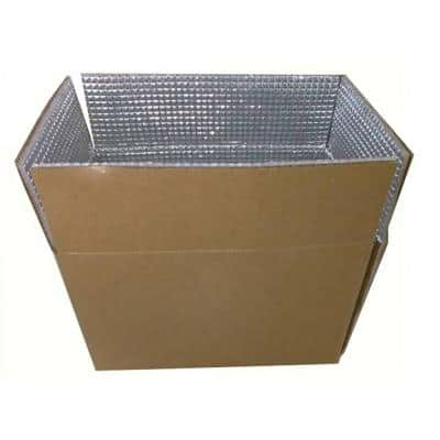 Aluminum Foil Packaging Boxes