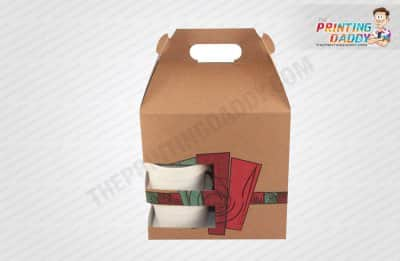 Fast Food Paper Boxes The Printing Daddy