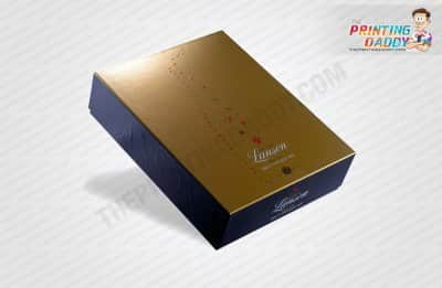 Foil Paper Boxes with Protective Insert The Printing Daddy