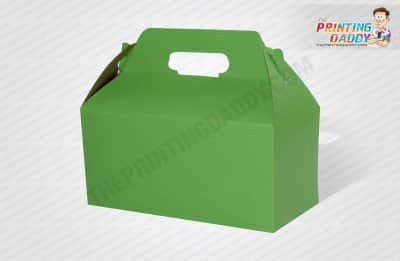 Gable Green Eco Box The Printing Daddy