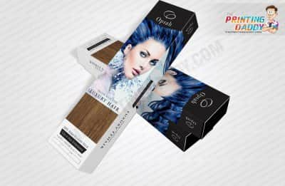 Hair Product Packaging Boxes The Printing Daddy