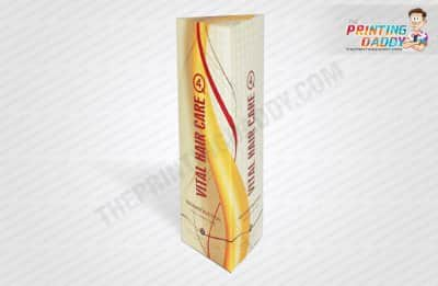 Hair Styler Packaging Box with Display Panel The Printing Daddy
