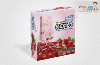 Ice Cream Packaging Boxes The Printing Daddy