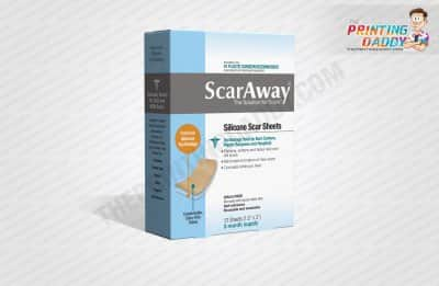 Scar Gel Box The Printing Daddy