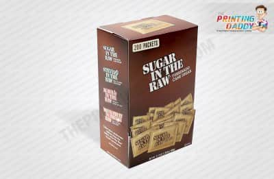 Sugar Packaging Boxes The Printing Daddy