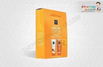 Sun Protection Cream Packaging Boxes The Printing Daddy