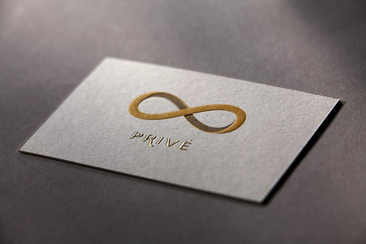Metallic Business Cards Gold Foil The Printing Daddy