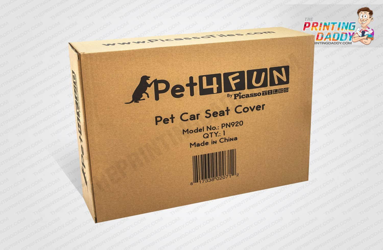 Automotive Rubber Packaging Boxes The Printing Daddy