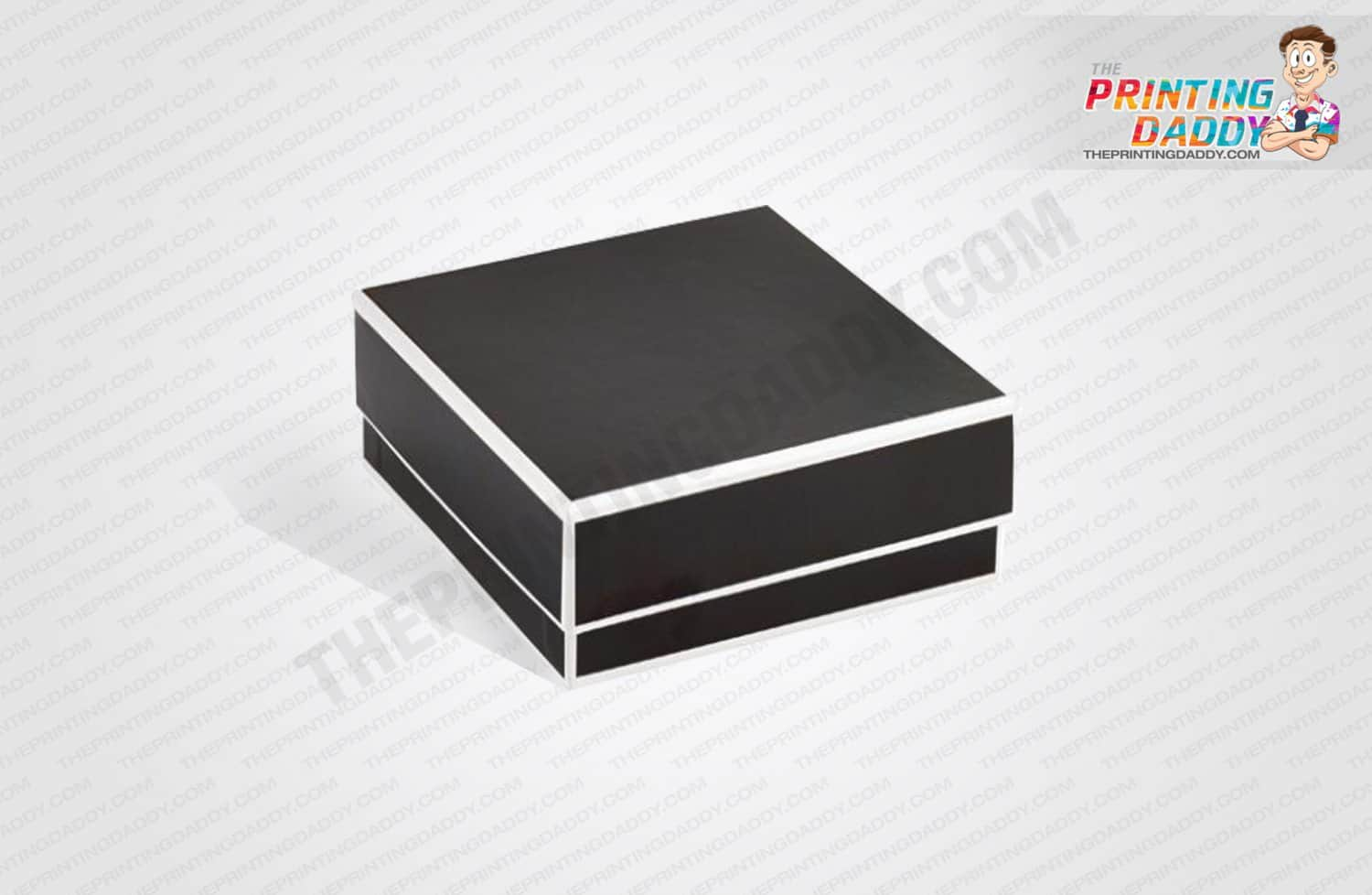 Black & White Product Set Boxes The Printing Daddy