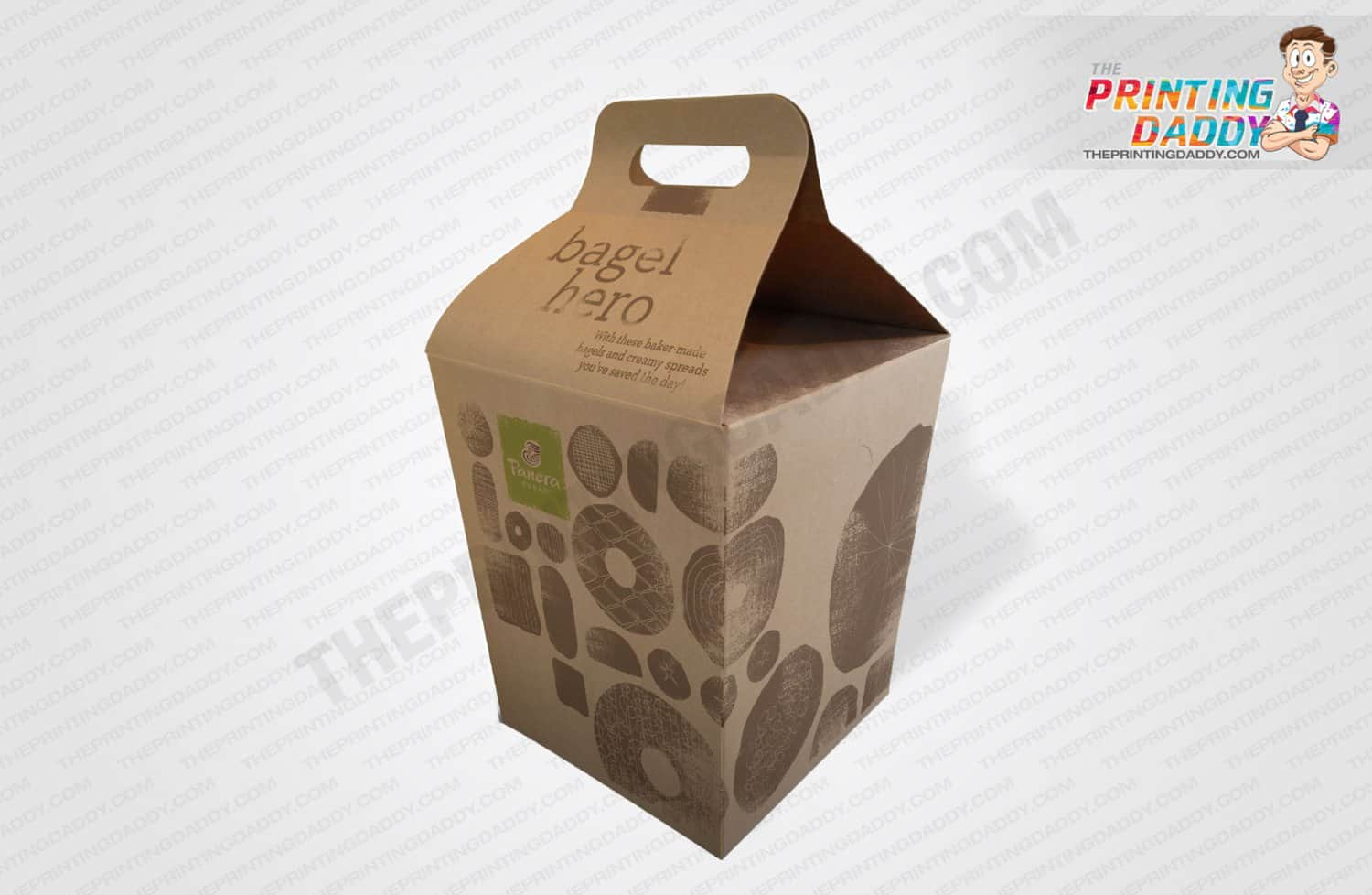 Bread Packaging Boxes The Printing Daddy