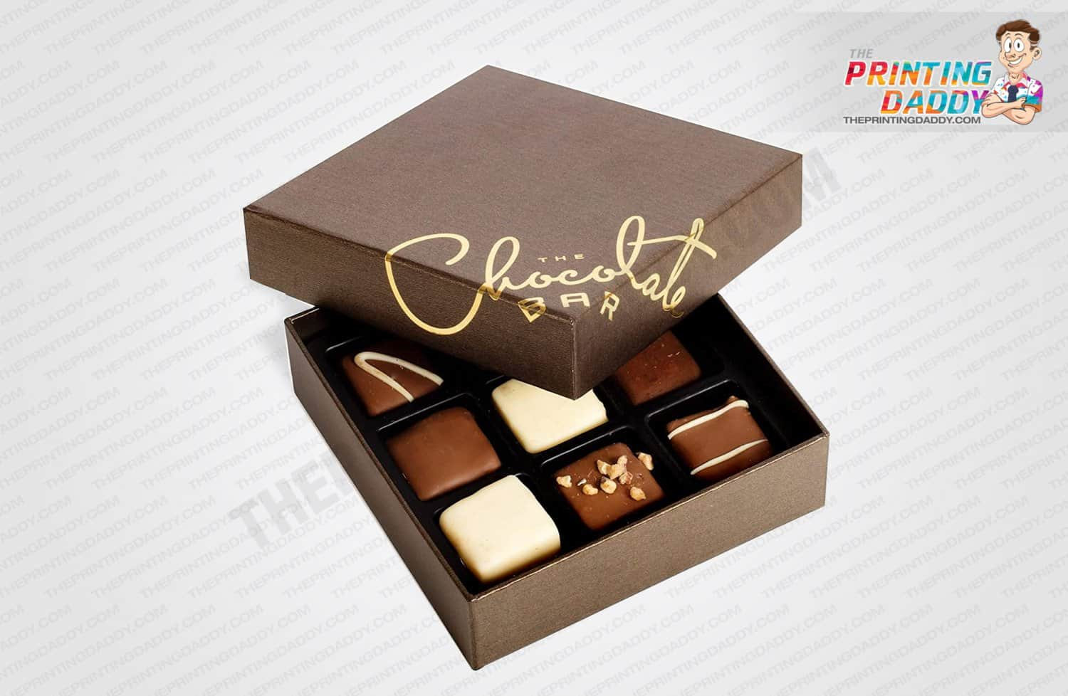 Chocolate Boxes with Blister Tray The Printing Daddy
