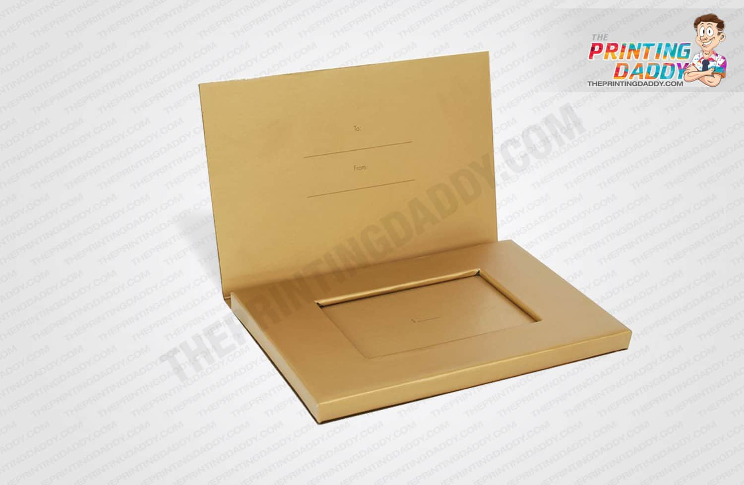 Custom Business Card Boxes The Printing Daddy