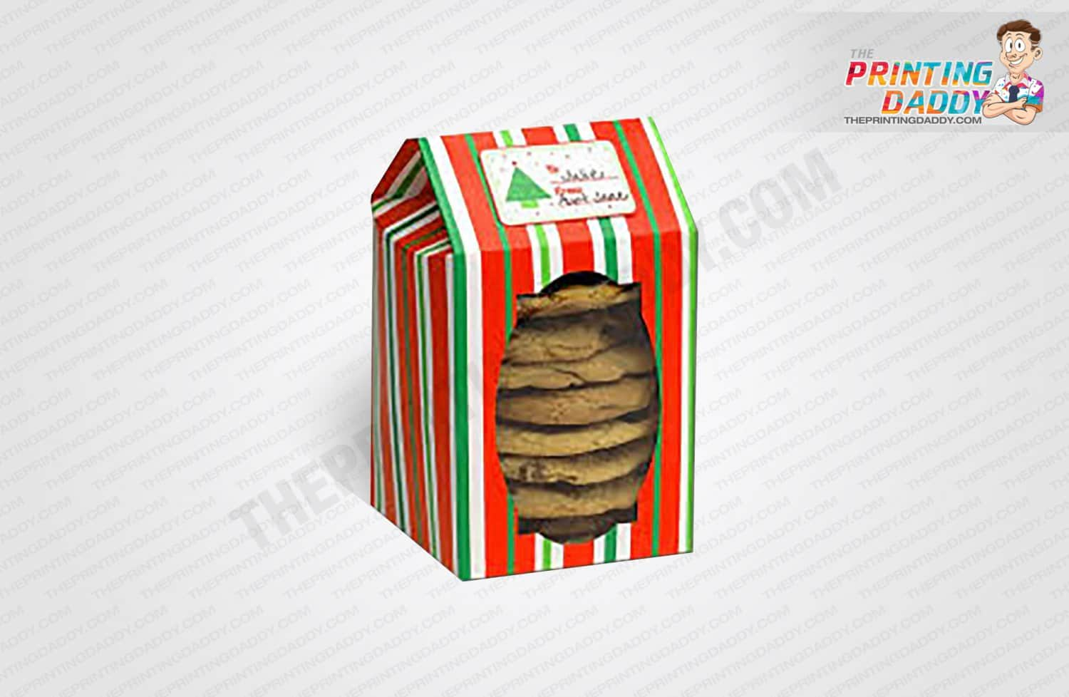 Custom Cookies Boxes The Printing Daddy