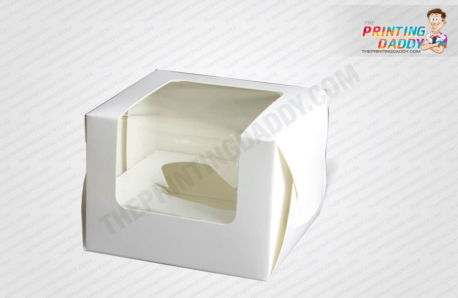Folding Cake Pastry Boxes The Printing Daddy