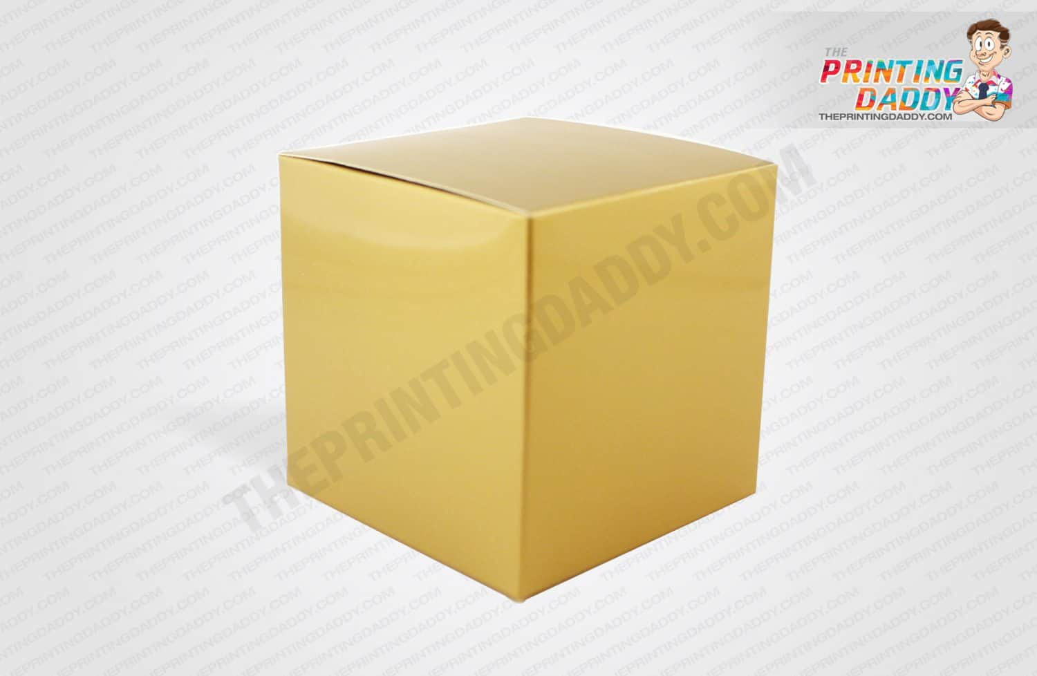 Gold Foil Boxes with Lids The Printing Daddy