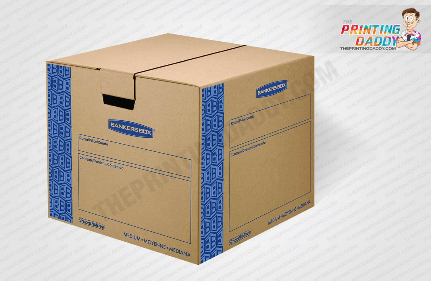 Heavy Duty Cardboard Packaging Boxes The Printing Daddy