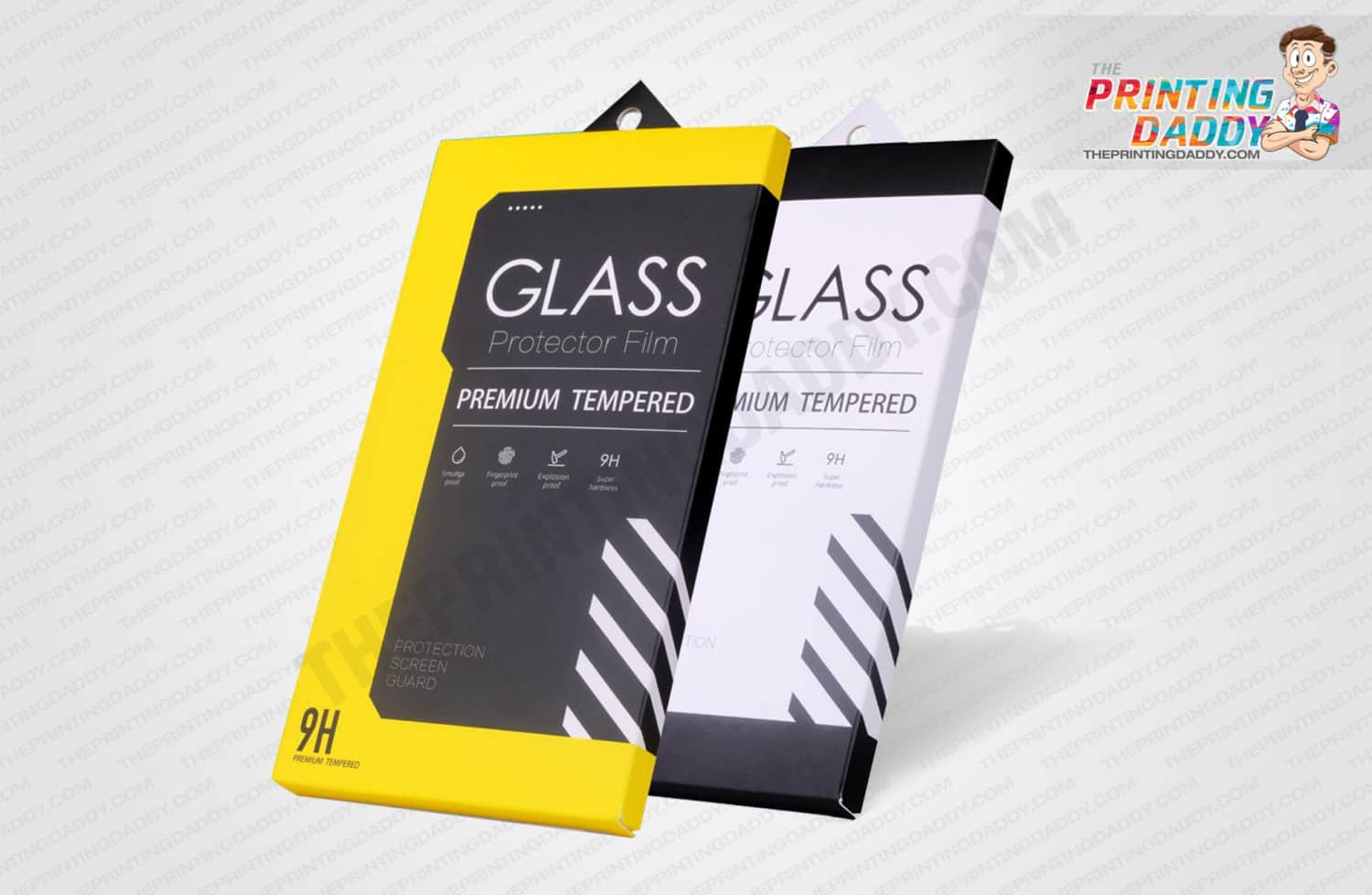 Iphone Screen Protector Packaging Boxes The Printing Daddy