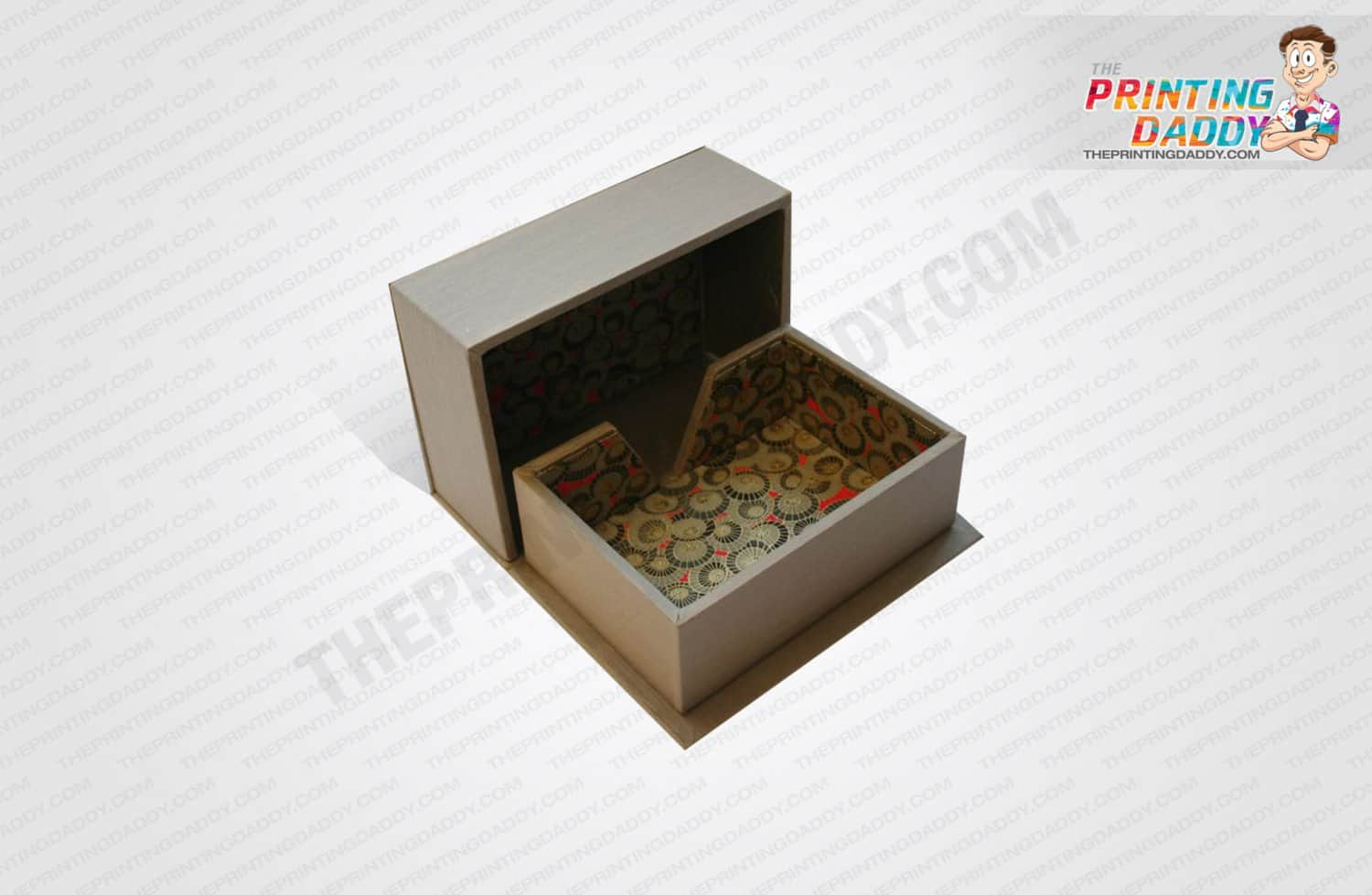 Long Pink Telescopic Flower Box The Printing Daddy