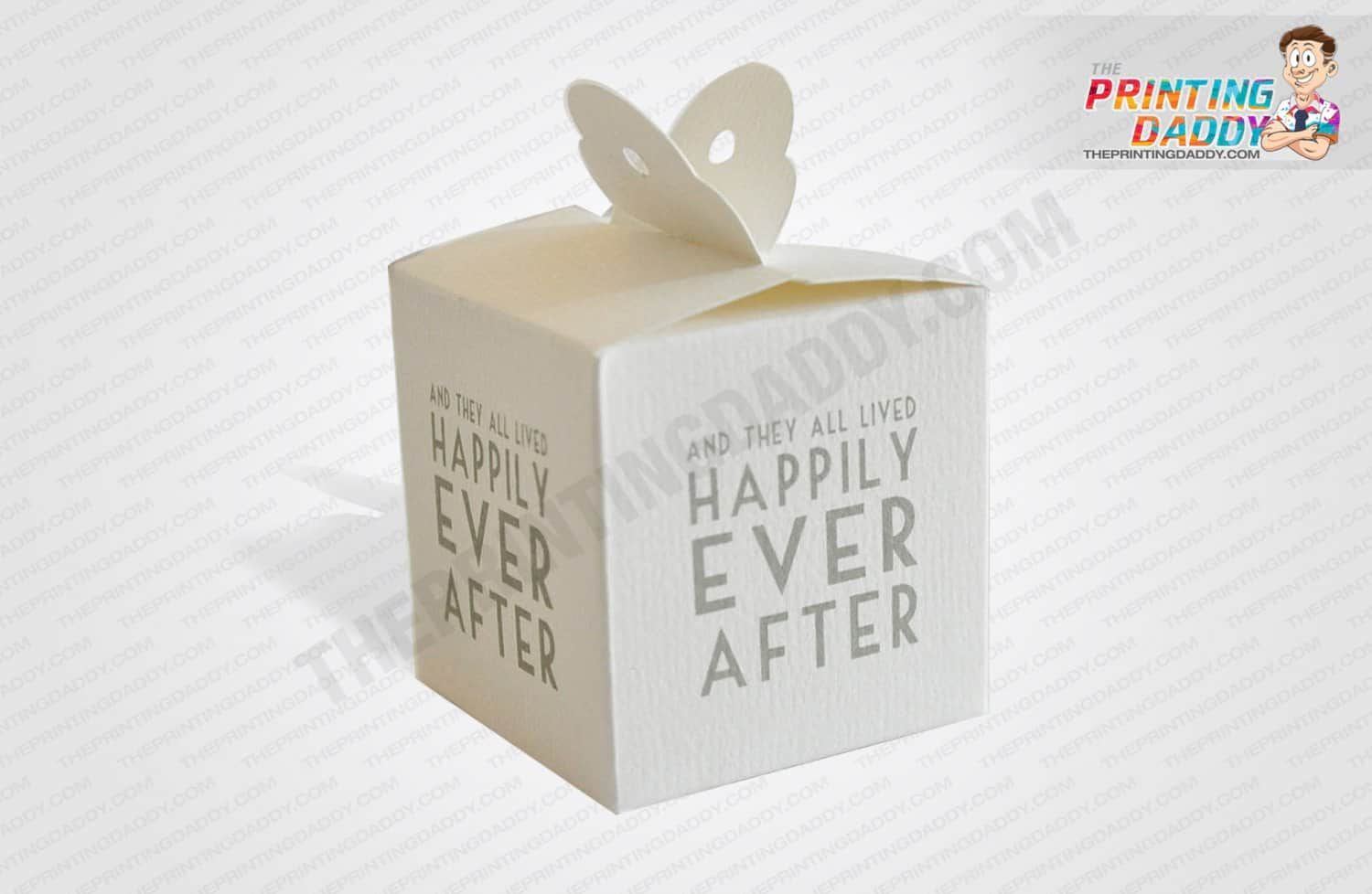 Luxurious Wedding Favour Boxes The Printing Daddy