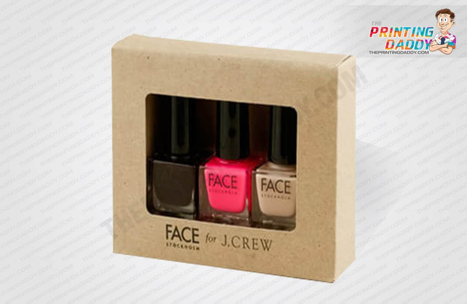Wholesale Custom Nail Product Packaging Boxes | The Printing Daddy