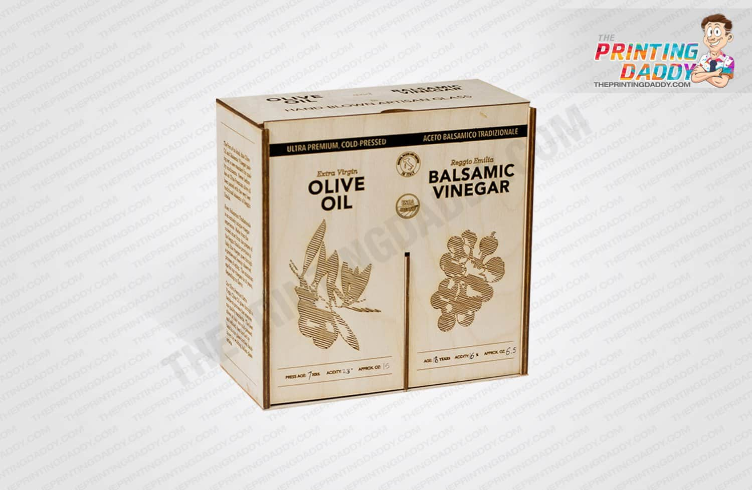 Olive Oil Packaging Boxes The Printing Daddy