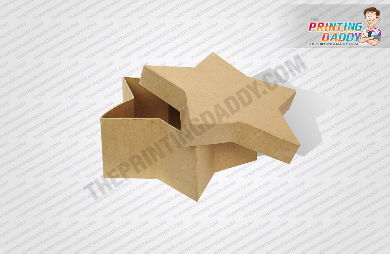 Round & Oval Shape Box The Printing Daddy
